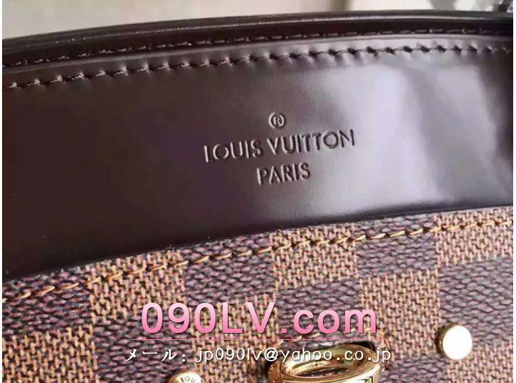 ルイヴィトンバッグ コピー N41150 LOUIS VUITTON リヴォリMM ダミエ バッグ