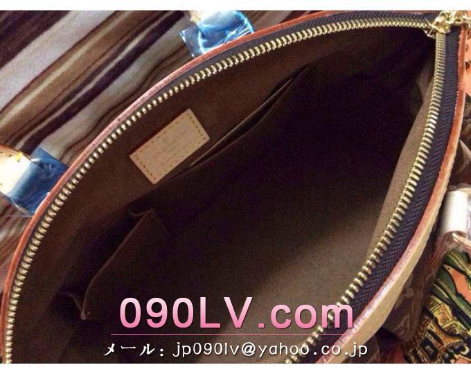 M40143 ルイヴィトンバッグ スーパーコピー トートバッグ モノグラム ティヴォリPMバッグ