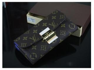M60413 ルイヴィトン財布 スーパーコピー 長財布 ポルトフォイユ・エリゼ モノグラム 財布&小物