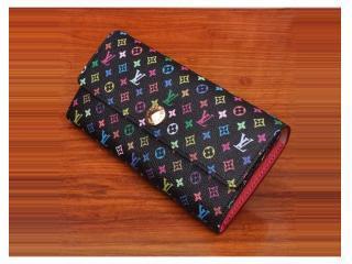 M93747 ルイヴィトン財布 スーパーコピー ポルト フォイユサラ グルナード 二つ折り長財布 モノグラムマルチカラー 財布&小物