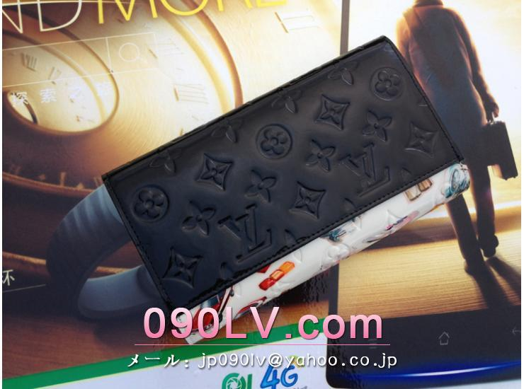 M50371 ルイヴィトン長財布スーパーコピー ポルトフォイユ サラ ルイヴィトン 二つ折財布 財布&小物
