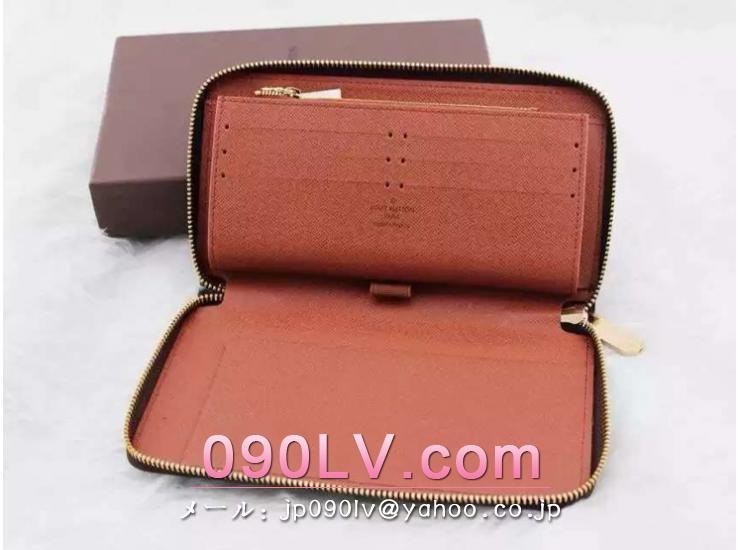 M60003 ルイヴィトン財布コピー ファスナー開閉式財布 「ジッピー オーガナイザー」 財布&小物