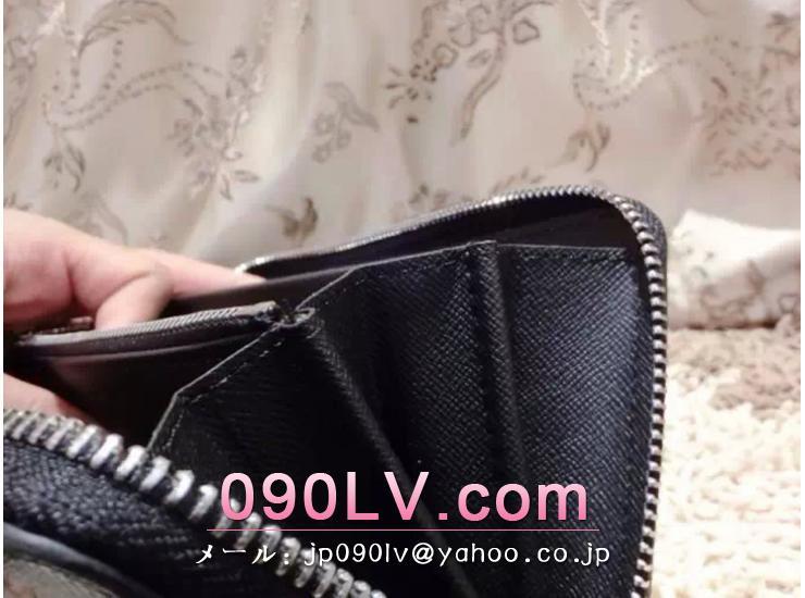 M60017CD ルイヴィトン財布コピー 偽物 ジッピー・ウォレット ヴェルティカルタイガ・レザーの財布
