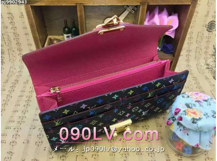 M66679 ルイヴィトン財布コピー ルイヴィトン・マルチカラー二つ折財布 財布人気ランキング 財布&小物