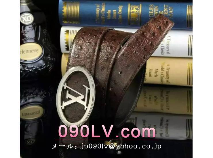 ルイヴィトンブランドベルトコピー シルバー金具 LV025