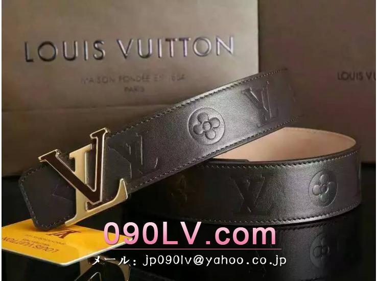 ルイヴィトンブランドベルトコピー 金色の金具 LV026 モノグラム