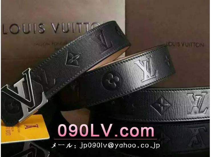 ルイヴィトンブランドベルトコピー シルバー金具 LV027 モノグラム