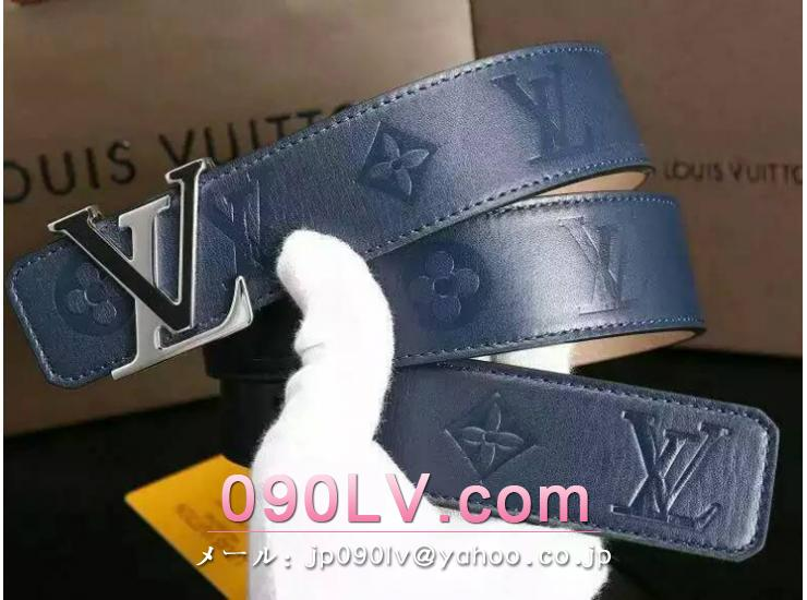 ルイヴィトンブランドベルトコピー モノグラム シルバー金具 LV028