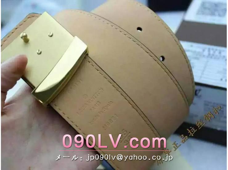 ルイヴィトンブランドベルトコピー ダミエ 金色の金具 LV031