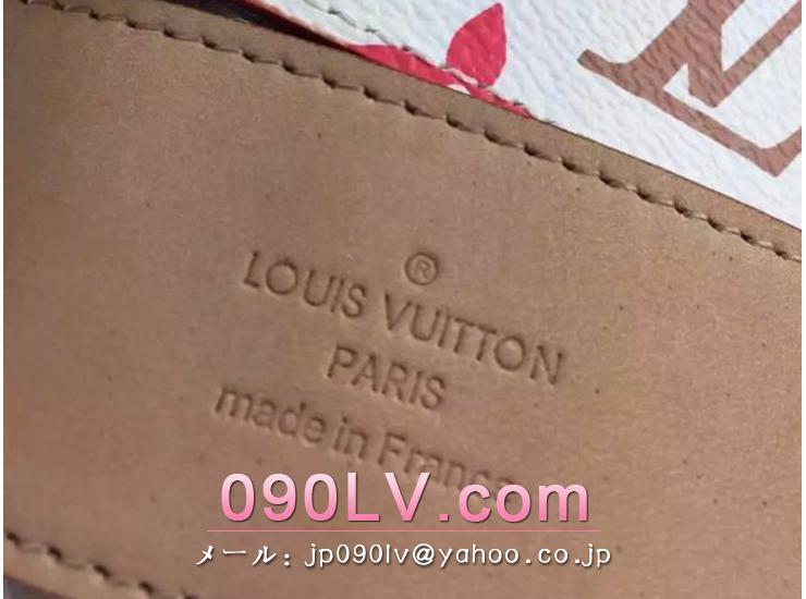 ルイヴィトンブランドコピー品 ルイヴィトン・マルチカラーベルト 金色のベルトヘッド LV040