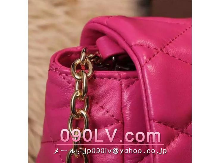 ルイヴィトン偽物GO-14MM M50298桃赤 ルイヴィトン2015新作バッグ コピー2WAYショルダーバッグ