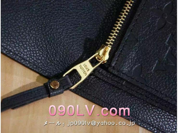 M60568 最高級ルイヴィトンモノグラムアンプラントレザー財布 ポルトフォイユキュリユーズ コンパクト三つ折財布