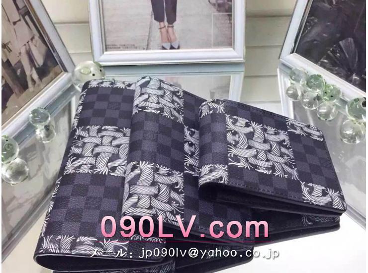 ルイヴィトン2015新作財布ショー・コレクション二つ折財布brazaルイヴィトン財布スーパーコピーM32815