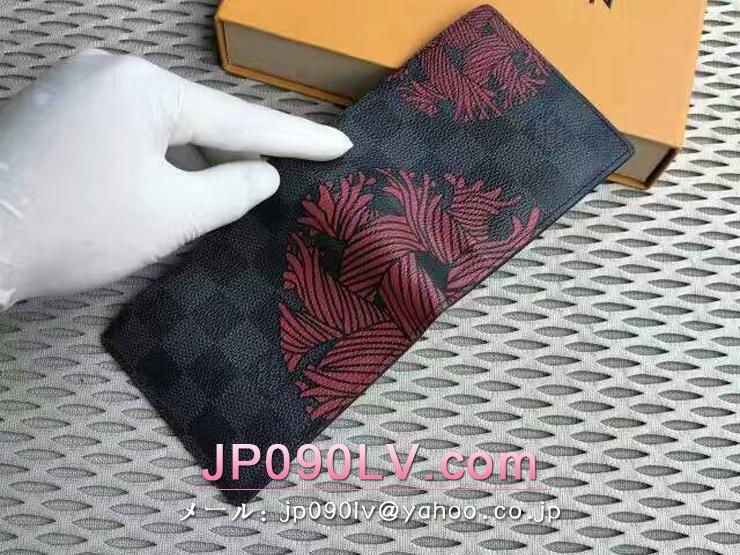 N41678 ルイヴィトンポルトフォイユ スレンダー ルイヴィトン財布人気ランキング 二つ折財布