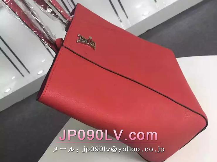 M42291-1 ルイヴィトンスーパーコピーバッグ 28x28x15cm 赤色
