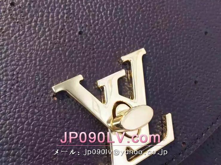 M90949-4 ルイヴィトンバッグスーパーコピー 22x15x9cm 黒
