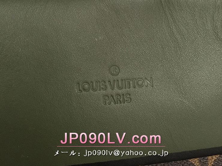 ルイヴィトン モノグラム パック コピー 「LOUIS VUITTON」 テュイルリーブザス モノグラム ハンド・ショルダー2wayバッグ M43159 カーキ