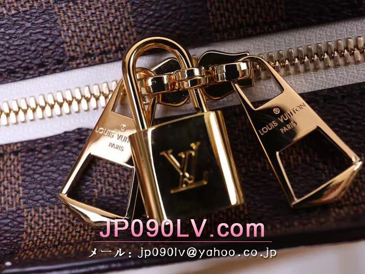 ルイヴィトン ダミエ・キャンバス バッグ スーパーコピー N44023 「LOUIS VUITTON」 ジャージー トートバッグ ルイヴィトン レディース ショルダーバッグ 2WAY 3色可選択 ブラック