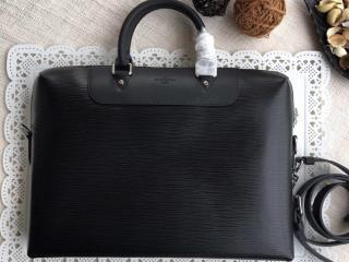 ルイヴィトン エピ バッグ スーパーコピー M50163 「LOUIS VUITTON」 PDJ ビジネス・パソコン ヴィトン メンズ 人気 ビジネスバッグ トートバッグ 2色可選択 ノワール