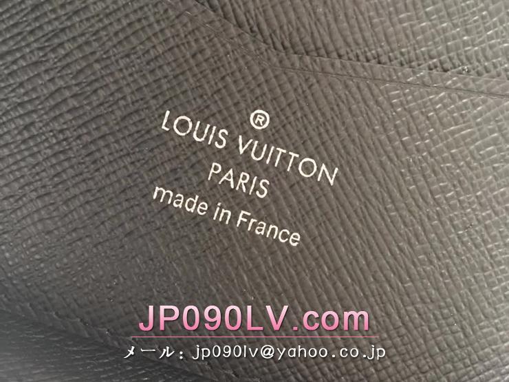 ルイヴィトン エピ 財布 コピー M64000 「LOUIS VUITTON」 ダンディ・ウォレット ヴィトン メンズ ラウンドファスナー財布 選べる2色 ノワール