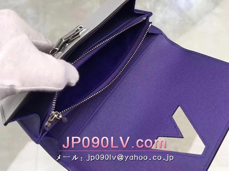 ルイヴィトン エピ 長財布 スーパーコピー M61782 「LOUIS VUITTON」 ポルトフォイユ・ツイスト ヴィトン レディース 二つ折り財布