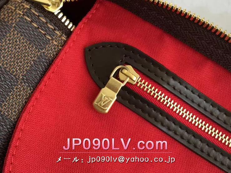 ルイヴィトン ダミエ・エベヌ バッグ スーパーコピー N41367 「LOUIS VUITTON」 スピーディ・バンドリエール 30 ハンドバッグ ヴィトン レディース ショルダーバッグ 2WAY