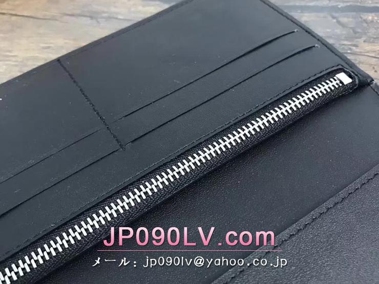 ルイヴィトン カーフ 長財布 スーパーコピー M64138 「LOUIS VUITTON」 ポルトフォイユ・ロング コイン ヴィトン メンズ 二つ折り財布 2色可選択 ブルーマリーヌ