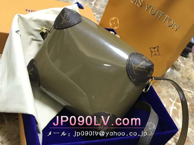 ルイヴィトン パテント バッグ スーパーコピー M54390 「LOUIS VUITTON」 ヴェニス ヴィトン レディース ショルダーバッグ 2色可選択 ヴェール・ブロンズ