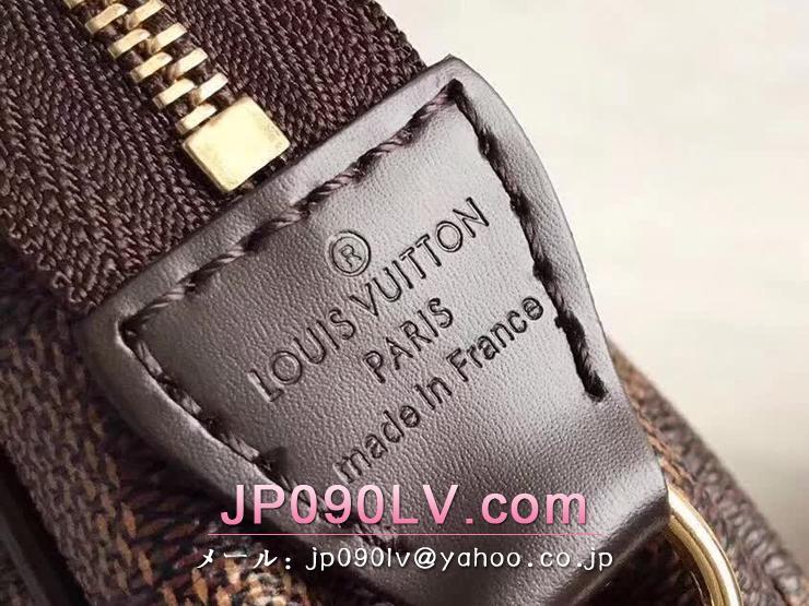 ルイヴィトン ダミエ・エベヌ バッグ コピー N55213 「LOUIS VUITTON」 エヴァ ヴィトン レディース チェーンショルダーバッグ