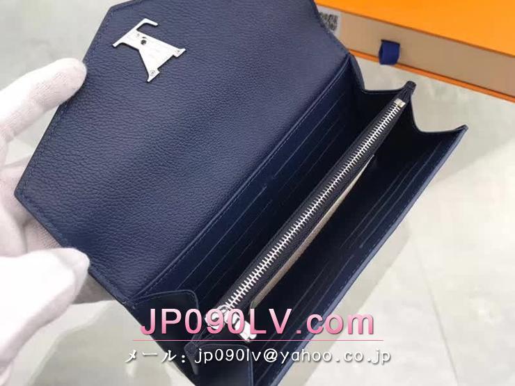 ルイヴィトン カーフ 長財布 スーパーコピー M62544 「LOUIS VUITTON」 ポルトフォイユ・マイロックミー ヴィトン レディース 二つ折り財布 4色可選択 ノワール