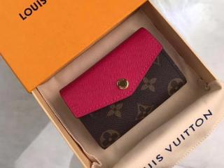 ルイヴィトン モノグラム 財布 コピー M61273 「LOUIS VUITTON」 ミュルティカルト・サラ ヴィトン レディース 二つ折り財布