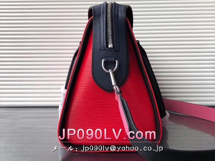 ルイヴィトン エピ バッグ スーパーコピー M53544 「LOUIS VUITTON」テュイルリートート ヴィトン レディース ショルダーバッグ 3色選択可 コクリコ