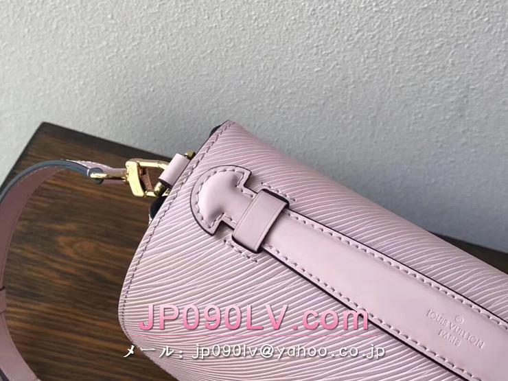 ルイヴィトン エピ バッグ コピー M53336 「LOUIS VUITTON」ボカドール ハンドバッグ ヴィトン レディース ショルダーバッグ 2色選択可 ローズバレリーヌ