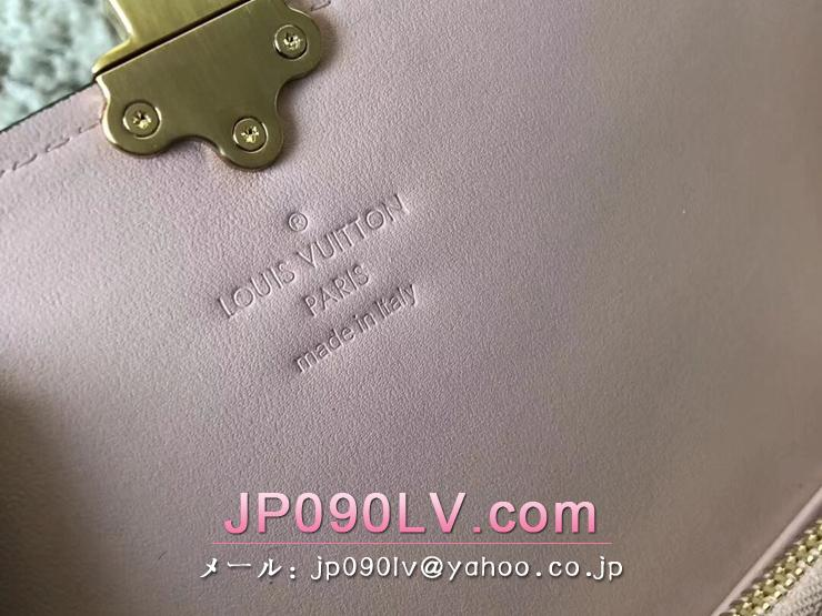 ルイヴィトン モノグラム 長財布 スーパーコピー M61719 「LOUIS VUITTON」 ポルトフォイユ・チェリーウッド ヴィトン レディース 二つ折り財布 2色選択可 ローズバレリーヌ