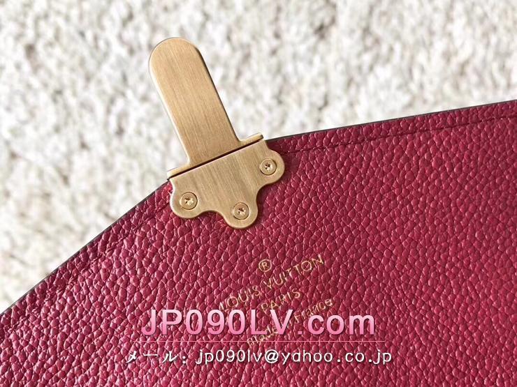 ルイヴィトン ダミエ・エベヌ 長財布 スーパーコピー N64448 「LOUIS VUITTON」 ポルトフォイユ・クラプトン ヴィトン レディース 二つ折り財布 3色選択可 レザン