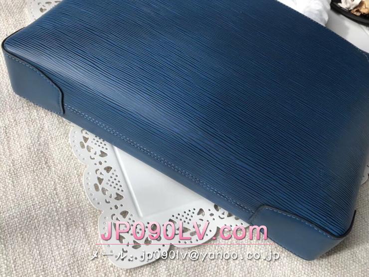 ルイヴィトン エピ バッグ コピー M51691 「LOUIS VUITTON」 オリバー・ブリーフケース ヴィトン メンズ ショルダーバッグ ビジネスバッグ 3色選択可 ブルーオックスフォード