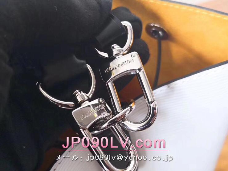 ルイヴィトン エピ バッグ コピー M53371 「LOUIS VUITTON」 ネオノエ ヴィトン レディース ショルダーバッグ・ポシェット 5色選択可 ホワイト×イエロー