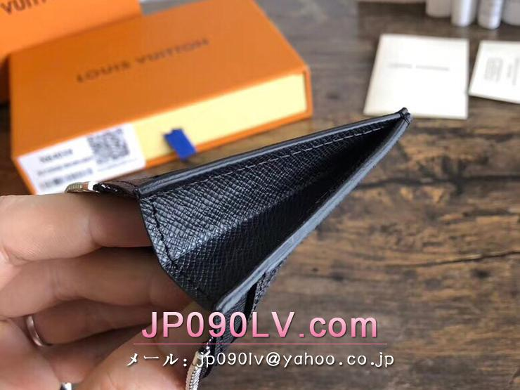 ルイヴィトン ダミエ・グラフィット 財布 コピー N64038 「LOUIS VUITTON」 コインカード・ホルダー ヴィトン メンズ ラウンドファスナー財布