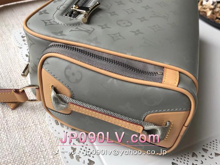 ルイヴィトン モノグラム・チタニウム バッグ コピー M43884 「LOUIS VUITTON」 カメラバッグ ヴィトン メンズ ショルダーバッグ