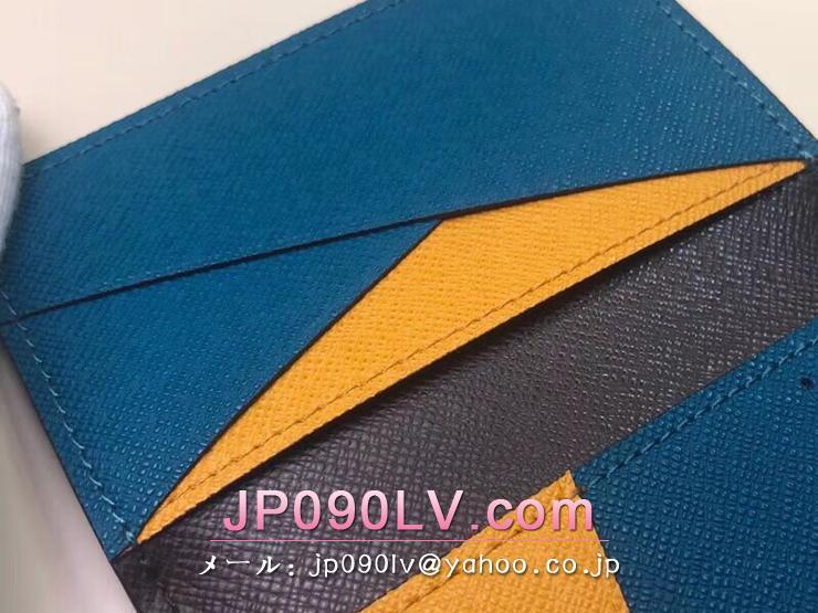 ルイヴィトン エピ 財布 スーパーコピー M62909 「LOUIS VUITTON」 オーガナイザー・ドゥ ポッシュ ヴィトン メンズ 二つ折り財布