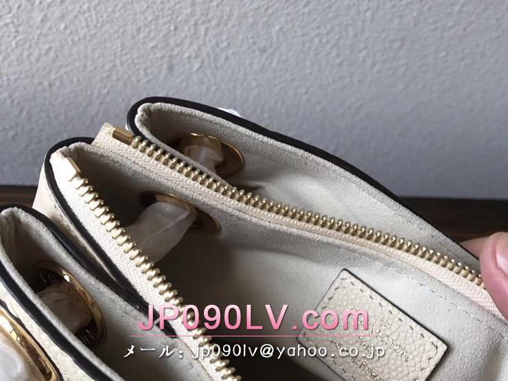 ルイヴィトン モノグラム・アンプラント バッグ コピー M43877 「LOUIS VUITTON」 セレネ BB ハンドバッグ ヴィトン レディース ショルダーバッグ 3色可選択 クレーム