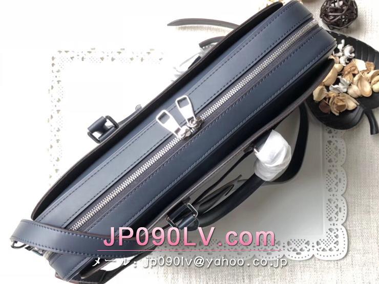 ルイヴィトン エピ バッグ スーパーコピー M54405 「LOUIS VUITTON」 ダンディ・ブリーフケース MM メンズ ビジネスバッグ 2色可選択 ブルーマリーヌ