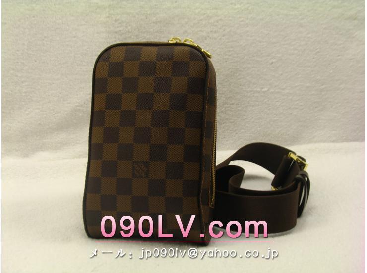 ルイヴィトンバッグ コピー N51994 斜めがけショルダーバッグ ジェロニモス ダミエ バッグ