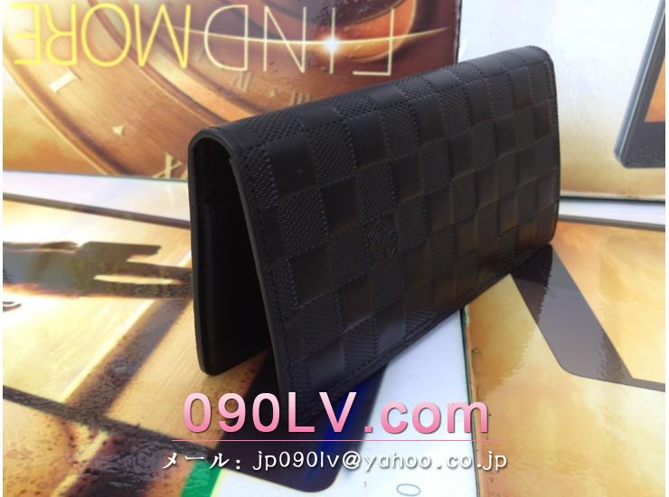 ルイヴィトン財布 スーパーコピー N63010 二つ折財布 収納性に優れ 実用的な財布