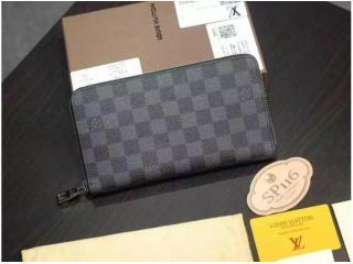 ルイヴィトン財布 スーパーコピー N63077 ジッピー・オーガナイザー-ダミエ・グラフィット 財布&小物