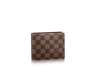 ルイヴィトン財布 コピー N60011 二つ折財布  ポルトフォイユ・フロリン ダミエ 財布&小物