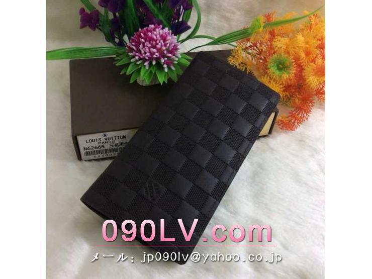 N62230 ルイヴィトン財布 コピー ファスナー開閉式二つ折財布 実用的な財布 5色の选択 財布&小物