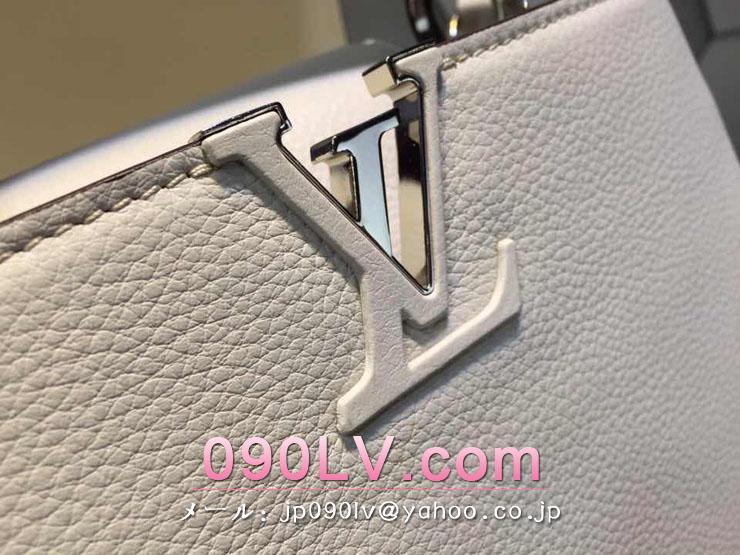 M94452 ルイヴィトンバッグ スーパーコピー LVトートバッグ カプシーヌBB 人気新作スナップフック開閉式バッグ