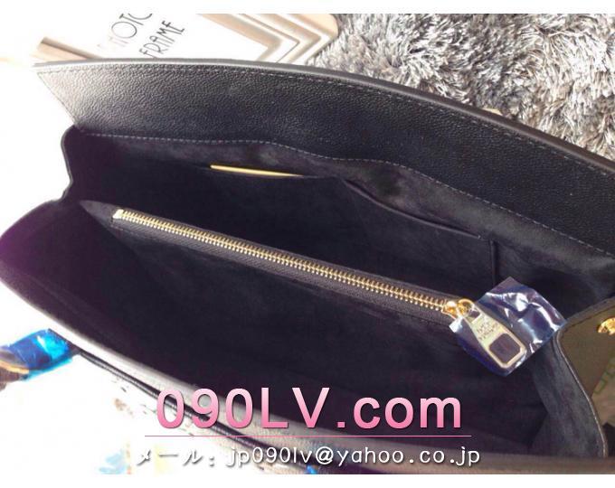 N91654 ルイヴィトンバッグ スーパーコピー モンテーニュMM モノグラム・アンプラント