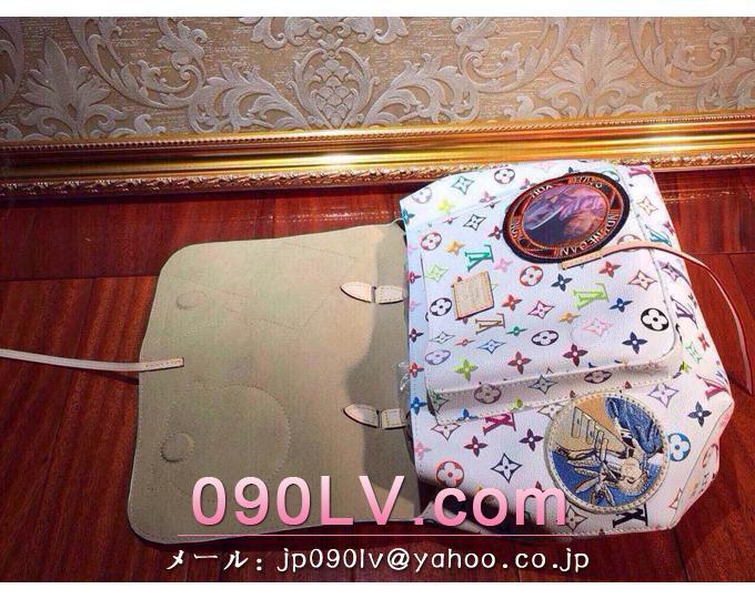 M40286 ルイヴィトンバッグ スーパーコピー マルチカラーバッグ 最新アイテムを海外通販